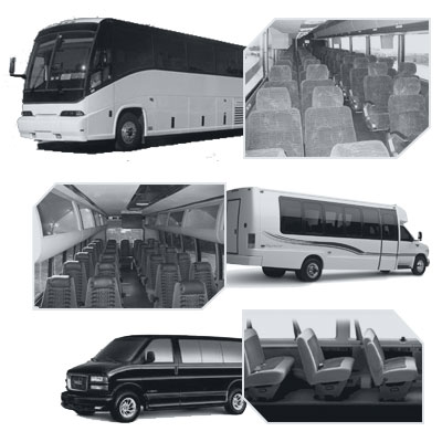 Reno Coach Bus rental