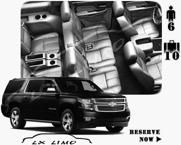 SUV for the airport transfer in Reno