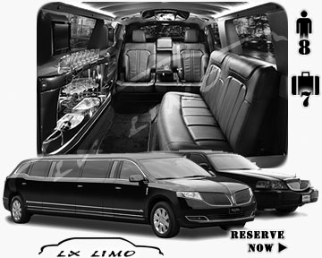 Limo from Reno airport